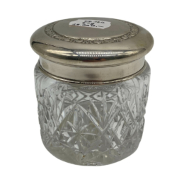 Ezüst Fedeles üveg 50 g