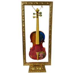 Hegedű Montázs